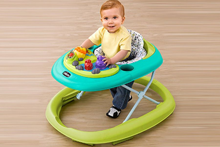 What are the Dangers of Baby Walkers?