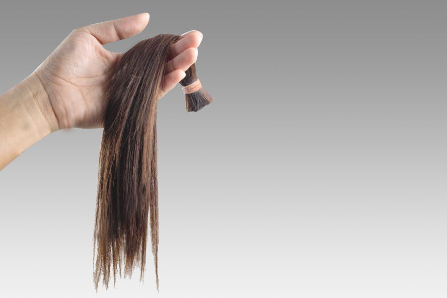 How can hair be used in a forensic investigation by Dr Cyriac Job