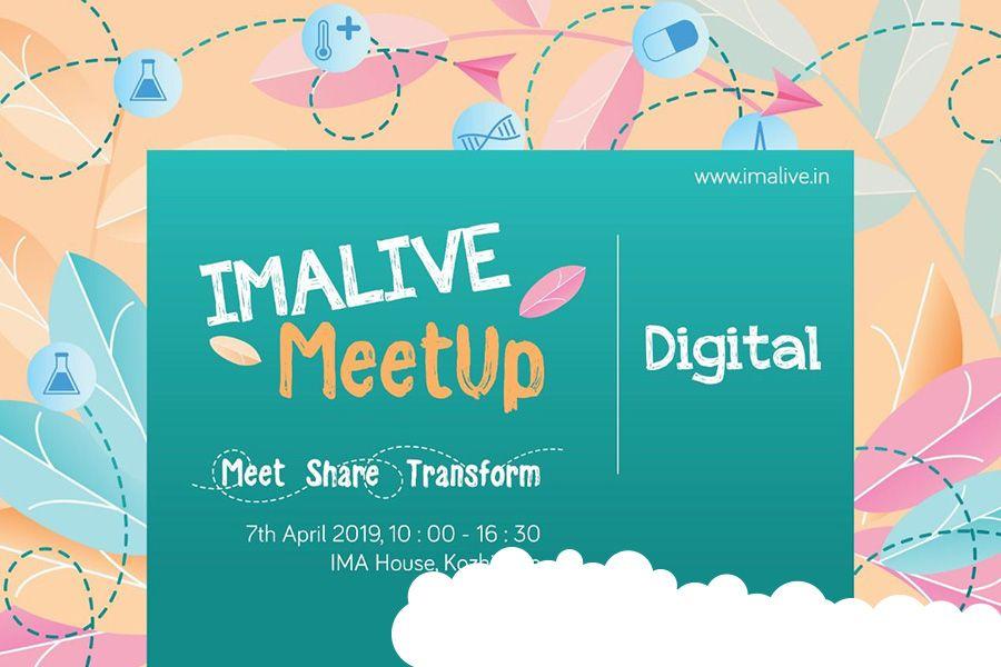 IMALive Digital Meetup at Kozhikodu